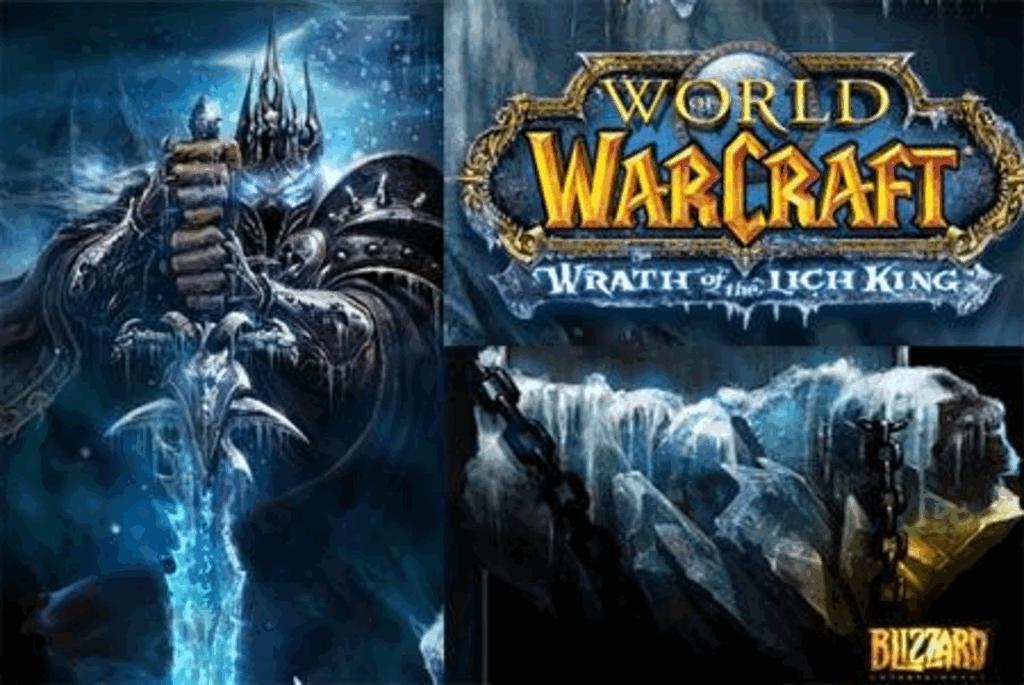 World of Warcraft: Wrath of the Lich King. рус. . Мир Warcraft: Гнев Корол